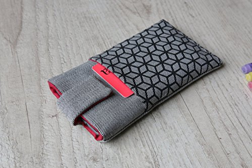 Moto G4 Plus sleeve case cover pouch handmade with for sale  Delivered anywhere in USA