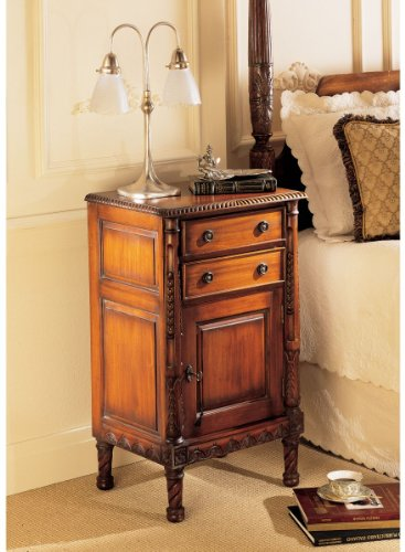 Antque Replica English Occasional Side Table - English Occasional Table