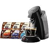 Senseo Coffee Maker XL - Model 2018 Bundle including Senseo Coffee Variety Pack Sampler -6-flavor (Pack of 6)