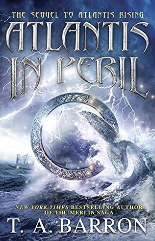 book cover of Atlantis in Peril