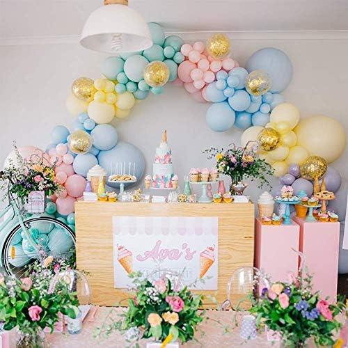 100枚 風船 誕生日、結婚式、プロポーズ、クリスマス パーティーの飾り付け 12インチプレミアム