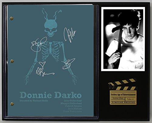 "Donnie Darko Limited Edition Reproduction Movie Script Cinema Display""C3"""