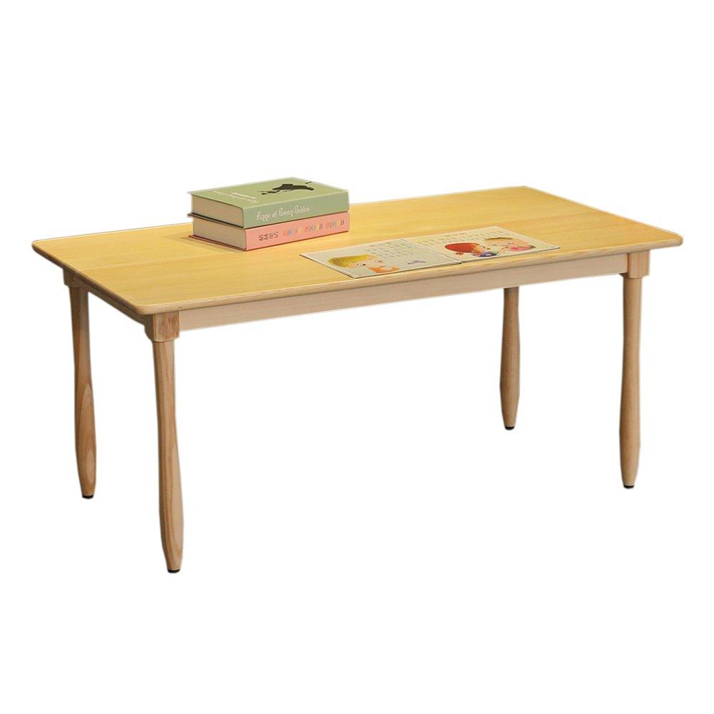 RUICHENG Massivholz Kinder Schreibtisch und Stuhl Kinder Kindergarten Studenten 120*60cm (tisch)