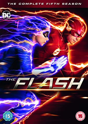 The Flash: Season 5 [DVD] [2019]