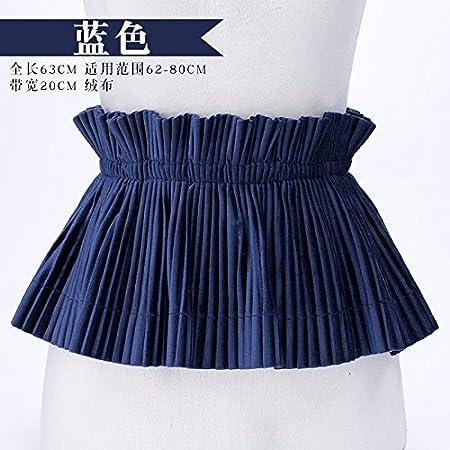Zubehör Elastische Gürtel Weibliche Breite Dekorative Tasche Hüfte