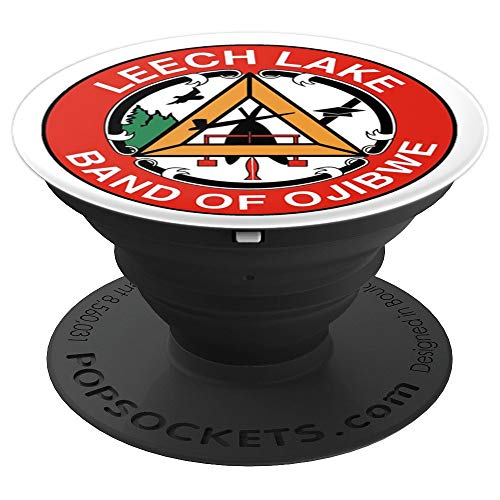 Band of Ojibwe Native Indigenous Americans American Indians - PopSockets Grip and Stand for Phones and Tablets