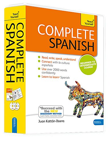 (Complete Spanish with Two Audio CDs: A Teach Yourself Program)
