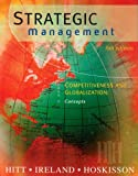 *ACP Strategic Management: Competitiveness and Globalization Custom Casebook, Hitt and Hitt, Michael A., 0324230958