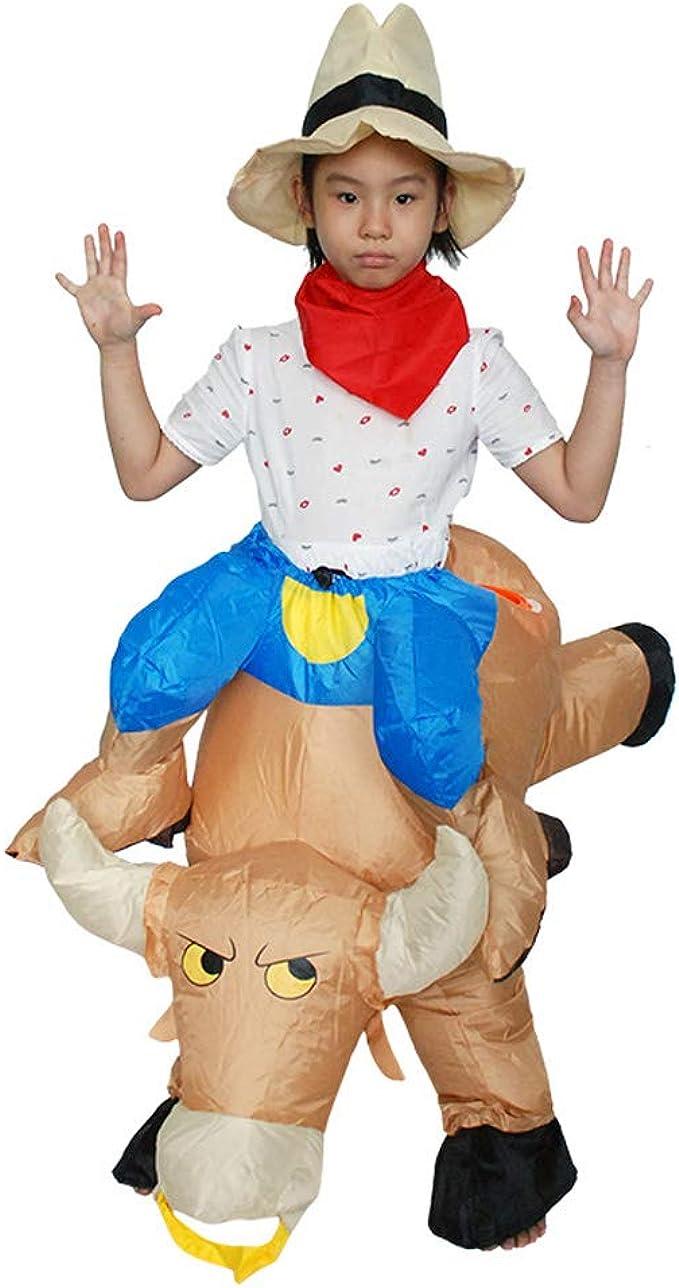 Amazon.com: Disfraz de animal inflable para disfraz de ...