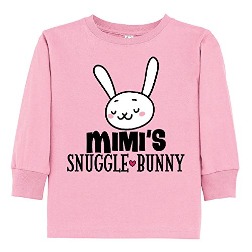 inktastic Mimi Easter Bunny Outfit Toddler Long Sleeve T-Shirt 2T Pink 2ecde -