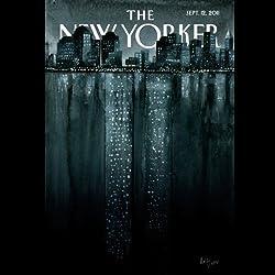 The New Yorker, September 12th 2011 (Jonathan Safran Foer, Daniyal Mueenuddin, George Packer)