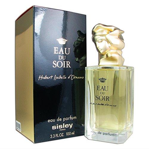 Eau Du Soir for Women by Sisley 3.3 oz Eau De Parfum Spray Nib