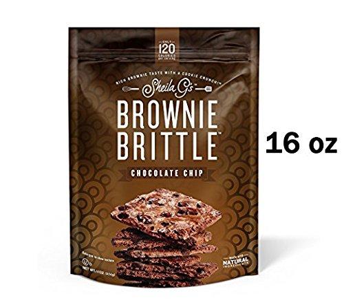 Brownie Brittle Chocolate Almond