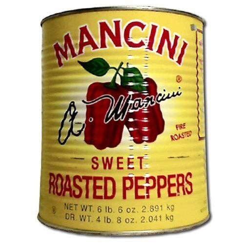 Peppers - no.10 can, 6 cans per case ()
