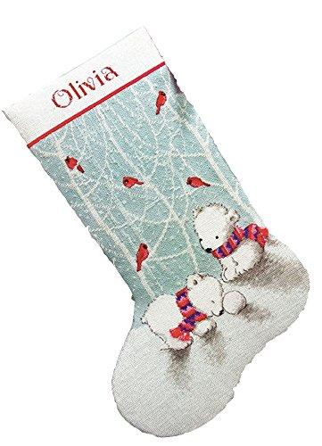 Christmas Stockings Cross Stitch: Amazon.com