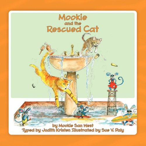 Download Mookie and the Rescued Cat pdf
