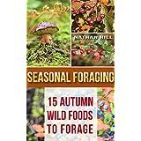 Seasonal Foraging: 15 Autumn Wild Foods to Forage: (Edible Wild Plants, Four Season Harvest, Foraging) (Foraging Food)