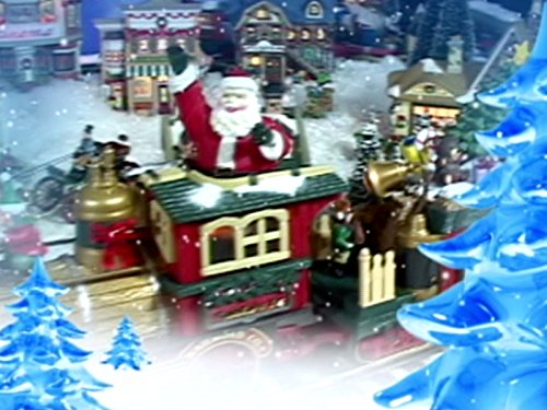 Jingle Bells Christmas Toy Trains
