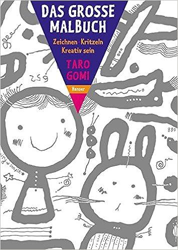 Das große Malbuch: Zeichnen - Kritzeln - Kreativ sein: Amazon.de ...