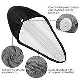 R-EBA M-Centire Microfiber Dry Hair Cap for Bath