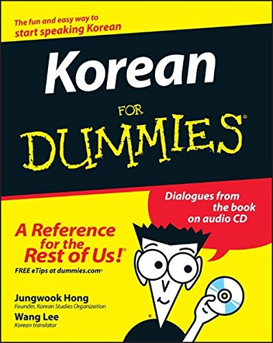 Korean for Dummies [With CD]
