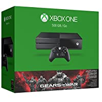 Consola Xbox One de 500 GB - Gears of War: paquete Ultimate Edition