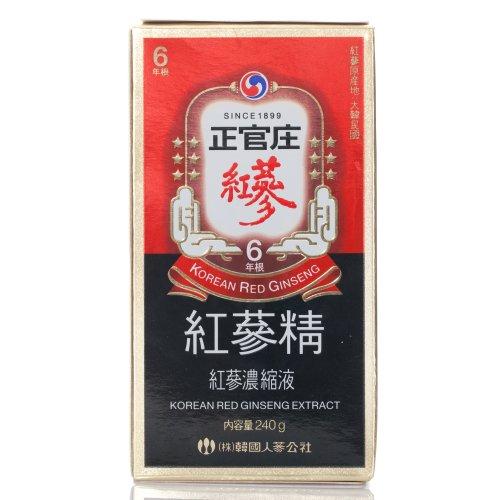 Cheong Kwanjang Par Korea Ginseng Corporation coréenne extrait de ginseng rouge 240g
