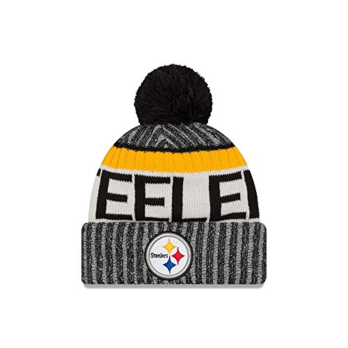 Pittsburgh Steelers New Era 2017 On-Field Sport Knit Beanie Hat / Cap – Sports Center Store