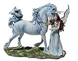 Long Live Magic By Jody Bergsma, Figurine 12 Inch Long