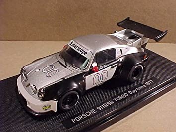 EBBRO 1/43 Scale Prefinished Fully-Detailed Diecast Model, Porsche 911 Carrera RSR
