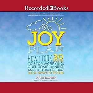 The Joy Plan Hörbuch