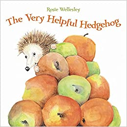 Image result for the very helpful hedgehog
