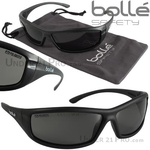 Bolle Solis SOLIPOL - Gafas de seguridad (polarizadas): Amazon.es: Bricolaje y herramientas