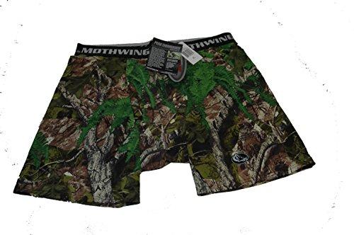 - Mothwing Camo Spring Mimicry 2.0 Peak Endurance Underwear XXL Turkey Hunting