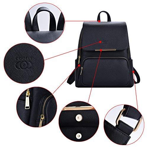Black Mochila Bolso Mujer Design Para Coofit xTAIq85