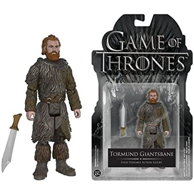 Funko Game of Thrones Tormund Giantsbane Action Figure: Funko Action Figure:: Toys & Games