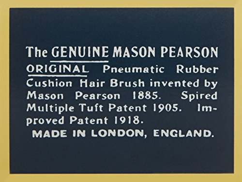 Mason Pearson Pocket Bristle Hair Brush by Mason Pearson (Image #5)