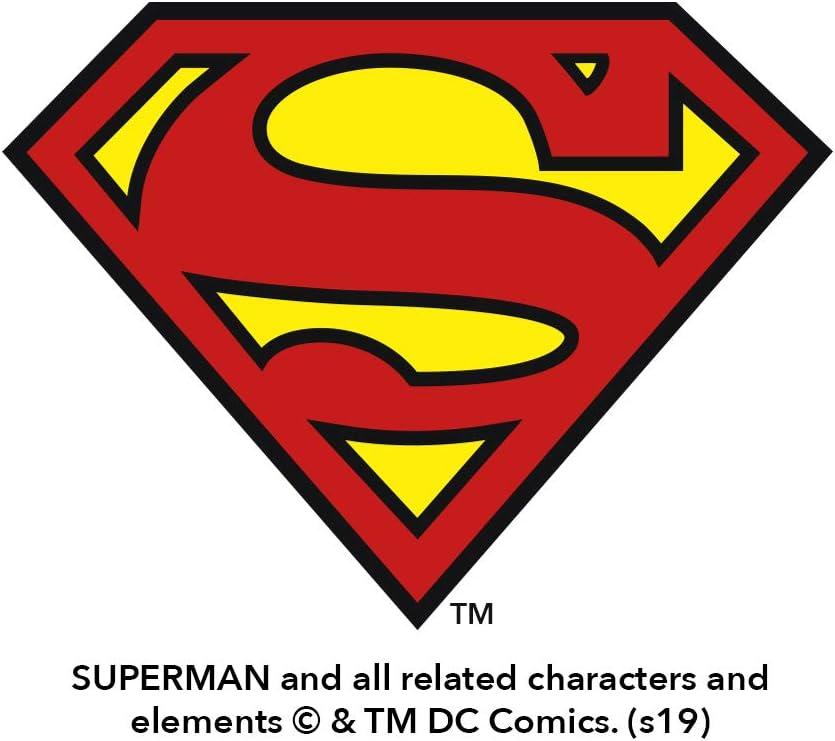 Superman Lois Lane Press Pass Pencil Pen Organizer Zipper Pouch Case
