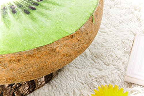 Kiwi Pillow Fruit Plush 4