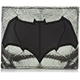 Dawn of Justice Men's Bifold Sublimated Wallet, Multi, One Size
