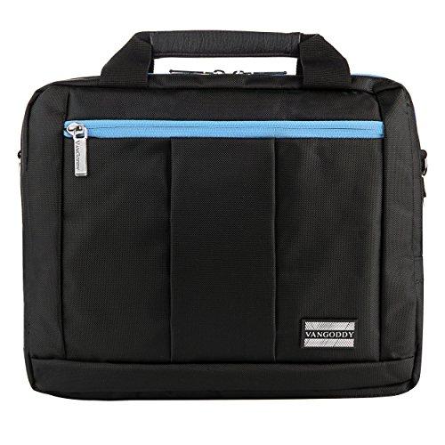 Memphis Padded Hybrid Bag For Asus 11.6'' - 14'' Laptop Tablet 2in1 PCs (TransMemphis Padded Hybrid Bagmer,ROG by Vangoddy (Image #7)