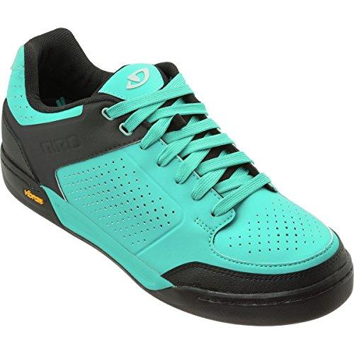 Giro Riddance W - Chaussures Femme - Noir/Turquoise Pointures 42 2018 Chaussures VTT Shimano tT4TM7H