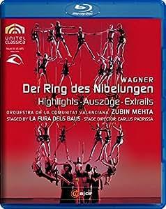 Der Ring Des Nibelungen (Highlights) [Blu-ray] [Import]