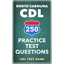 250 North Carolina CDL Practice Test Questions