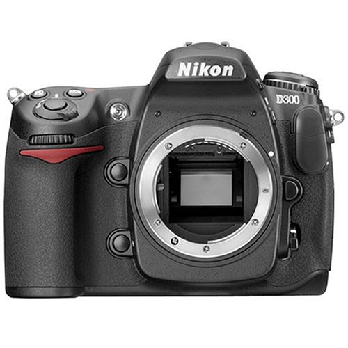 Nikon D300 DX 12.3MP Digital SLR Camera (Body Only), Best Gadgets