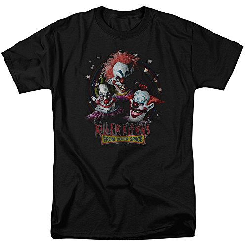 Killer Klowns From Outer Space- Killer Trio T-Shirt Size S]()