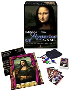 Mona Lisa Mysteries