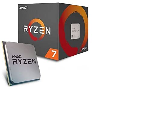 AMD Ryzen 7 1700 65 W 8/16Core 3.7GHz 4MB CPU - Black