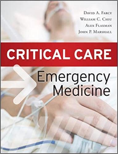 Descargar Libro Ebook Critical Care Emergency Medicine Bajar Gratis En Epub