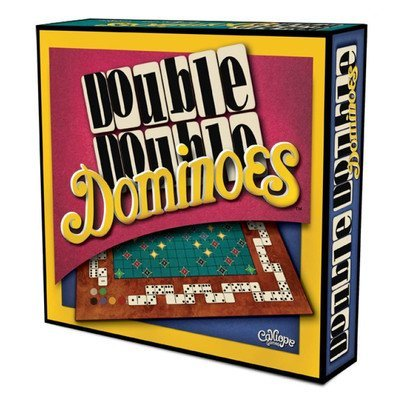 Calliope CLP107 Double Double Dominoes Game by Calliope